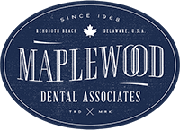 Maplewood dental - logo