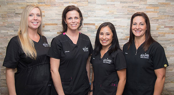 maplewood clinical assistants team